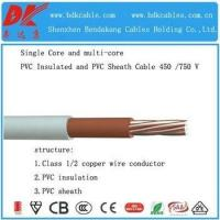 Cheap H05ZZ-F H07ZZ-F 3 Cores Copper Conductor Flexible Electric Cable for sale
