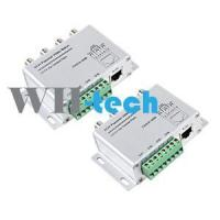 China CCTV System 4 CHannel Passive UTP Transceiver WH-8104TR on sale