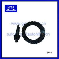 Cheap various parts of car engine Crown & Pinion for isuzu 4BC2 Black 7-43 new for sale