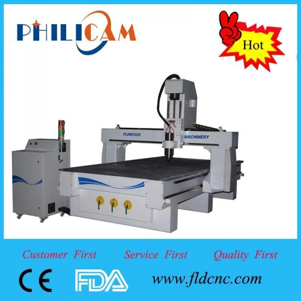 China hot PHILICAM 1325 wood engraving and cutting machine ...