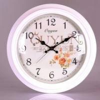 Cheap Decorative 16 inch Large Quartz Wooden Wall Clock for sale