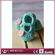 China Free Crochet Pattern Baby Booties