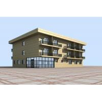 Cheap Prefab Modular Residential Commercial Building for sale