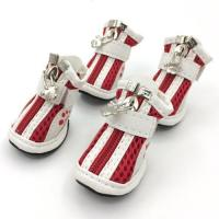 Cheap Dog Shoes & Boots Summer Mesh Style Dog Shoes for sale