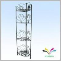 Cheap China manufacturer wholesale durable modern floor standing metal wire electric bathroom drying rack for sale