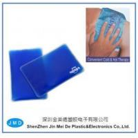 China Medical & Sport Therapy Pack Skyblue Square Gel Cold Therapy Pack on sale
