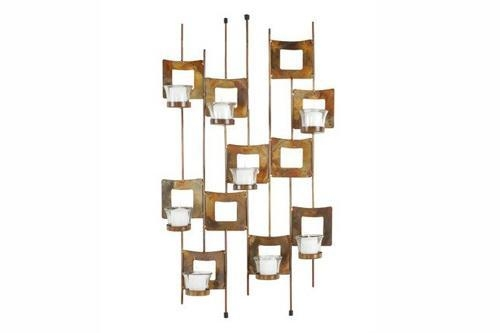 How High To Hang Candle Wall Sconces : House decorate series Product name:Candle Holder Wall Sconce of estar-metal