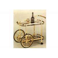 Cheap Trolley Cart Series Product name:BEAUTIFUL NEW BIG WHEEL SERVING CART for sale