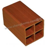 Cheap shengkewood PVC series Square wood series for sale
