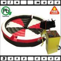 inflatable mechanical bull for sale/cheap price inflatable mechanical bull/rodeo bull