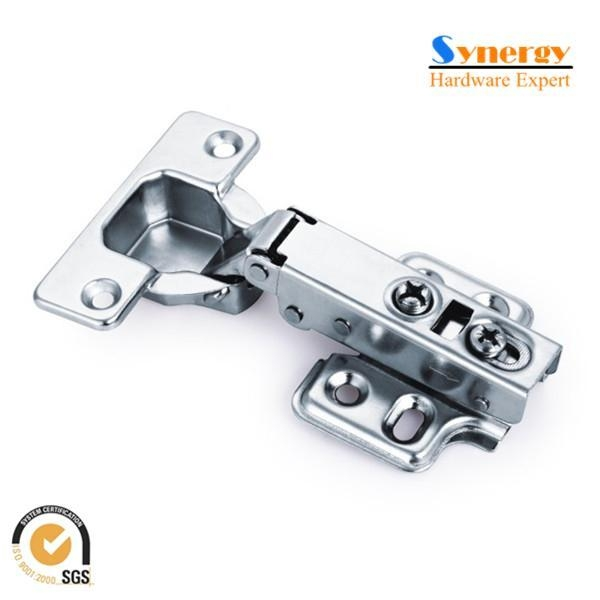 Quality 110 Degree Soft Closing Hinge With Fixed Plate Inset C=0 wholesale