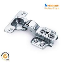 Cheap 110 Degree Soft Closing Hinge With Fixed Plate Inset C=10 for sale