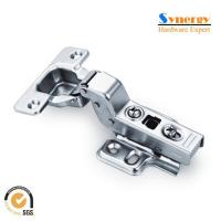Cheap 110 Degree Soft Closing Clip-on Hinge Inset C=19 for sale