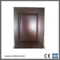 Cheap Simple American style solid wood kitchen cabinet door for sale