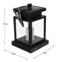 Hot Products stock items LED solar parasol candle light,cemetery lamp,solar lantern YH0810