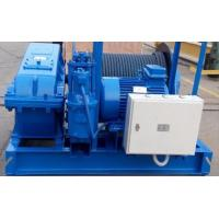 JM low speed winch