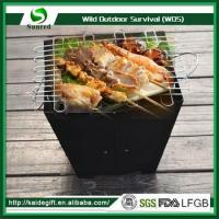 Cheap Low Cost High Quality Camping Bbq Grill Manufacturers for sale