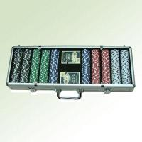 Cheap Poker Chip set MODEL: HN-S502,500 poker chip set premium wholesale