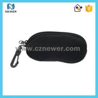 Cheap Newest style low price neoprene waterproof soft glasses bag for sale