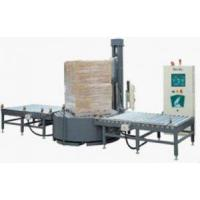 Cheap Mechanical Stretch Automatic Pallet Stretch Wrapper for sale