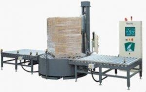 Quality Mechanical Stretch Automatic Pallet Stretch Wrapper wholesale