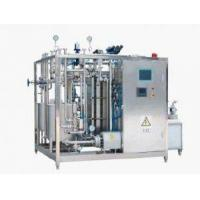 Cheap Plate UHT Sterilizer for sale