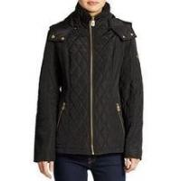 China Womens Quilted Hooded Puffer Winter Coat on sale