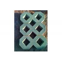 Buy cheap Brick artificial grass turf tile Grass Tile from wholesalers