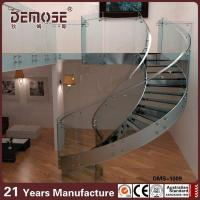 Cheap Glass Spiral Staircase for Sale wholesale