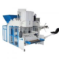 Buy cheap QMY10-15 High quality egg laying block making machine from wholesalers