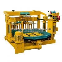 Buy cheap Technical Parameters of QMY4-30 mobile block machine from wholesalers