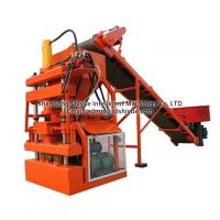 Buy cheap LY1-10 automatic interlock clay brick making machine in hot sale from wholesalers