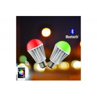 China Wireless RGB Bluetooth led bulb color changeable on sale