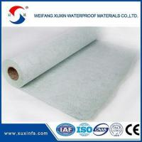 Polyethylene polyester composite waterproofing membrane