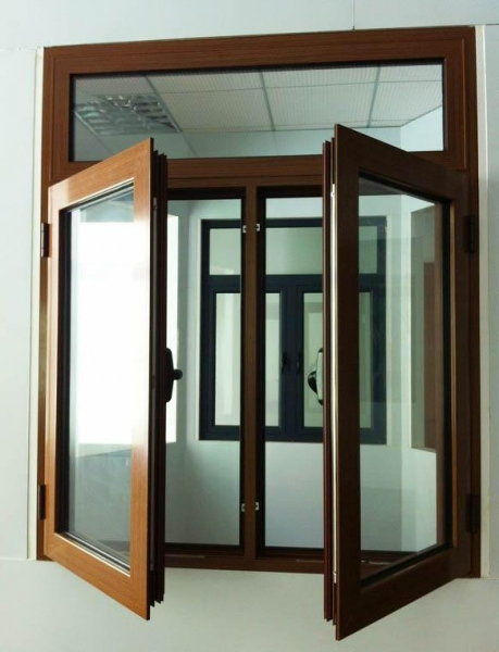 Old Awning Windows : Aluminum window old double wood casement windows with