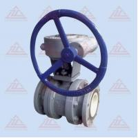 Cheap Worm Ceramic Ball Valve wholesale