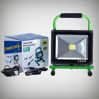Cheap 30W LED Chargeable Floodlight for sale