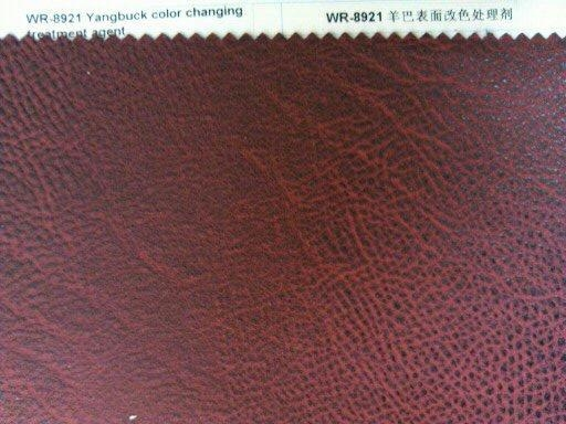 China Treatment agent WR-8921 Yangbuck color changing resin