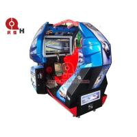 Cheap 32-inch LCD Cannonball Run Driving Game Machine QHDGM-28 for sale