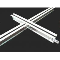 Cheap Ceiling Suspension Grid Normal Groove Black(strip)T-grids-NGBT for sale