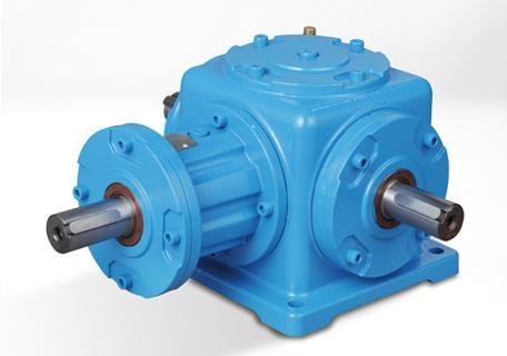 China T series Spiral-bevel Gearmotor