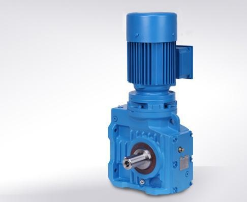 China S series Helical-worm Gearmotor