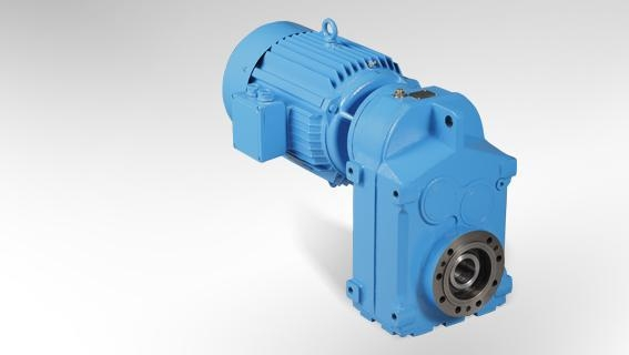 China F series Parallel Shaft Helical Gearmotor