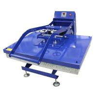 Buy cheap high quality manual big format heat press machine from wholesalers