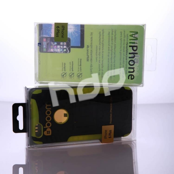 Quality Phone Case PET transparent plastic boxes wholesale