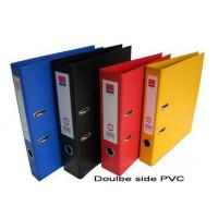 Cheap Lever arch file. Double Side Pvc. for sale
