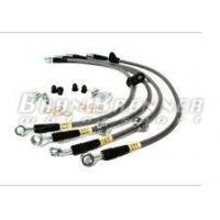 China Stop Tech Stainless Steel Brake Lines (FRONT) A4, A6 & S4 1996-2006 on sale