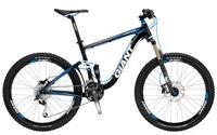 China Giant Bikes Trance X 2 2011 EX DEMO - Full Suspension Mountain