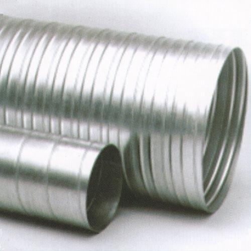 Spiral pipe of bluevent ducting