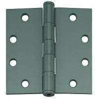 "Cheap PHG 4"" Commercial Grade Plain Bearing Hinge with Square Corners (each) for sale"